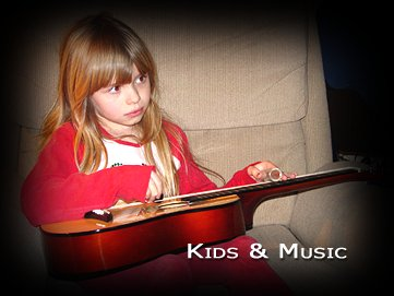 Kids and Music - The Adventure Begins