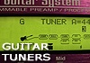 Electronic Tuning for reference string only