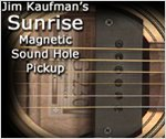 Sunrise Magnetic Sound Hole Pickups