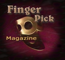 FingerPick Magazine, Free Video and Audio Guitar Instruction,  Dedicated to Guitar Players worldwide looking to expand or accelerate their musical and creative learning curve.