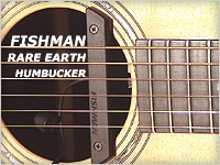 Fishman Rare Earth Humbucker