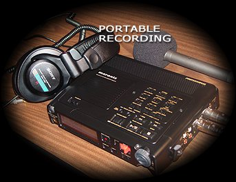 High Quality Portable Audio Recording