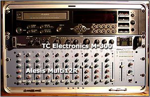 Alesis Multi12R & TC Electronic M-300